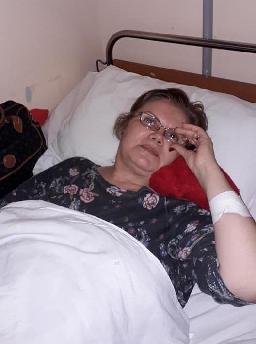 Natașa Raab a fost internată de urgență. Care este starea de sănătate a actriței