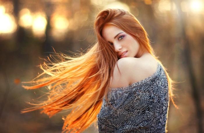 Nuanțele de păr pentru toamnă-iarnă 2018-2019 - Foxy Blonde