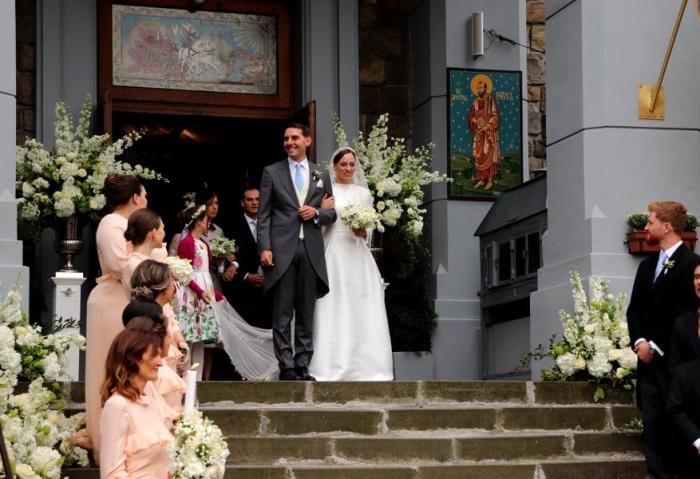 Principele Nicolae si mireasa, alina Binder - nunta regala