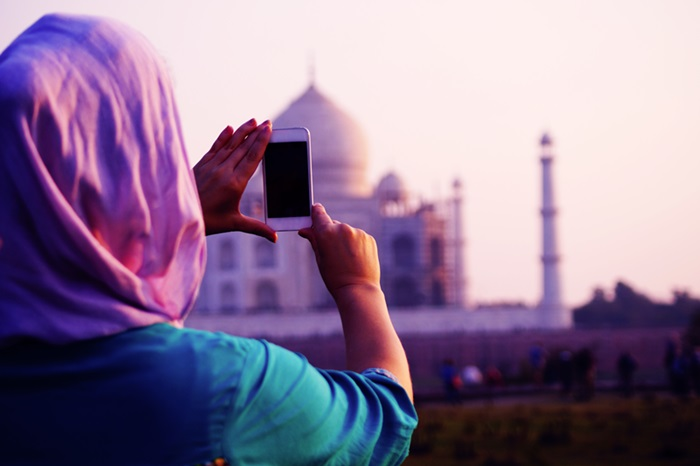 Selfie-in-India