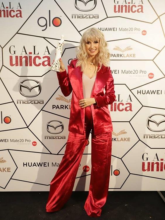 Andreea Balan la Gala Unica