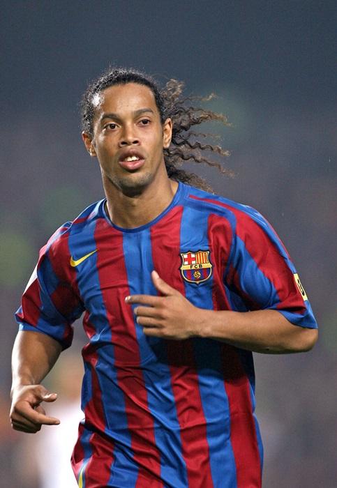 Fotbalistul Ronaldinho