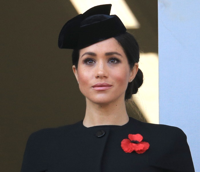Meghan Markle - machiaj make-up
