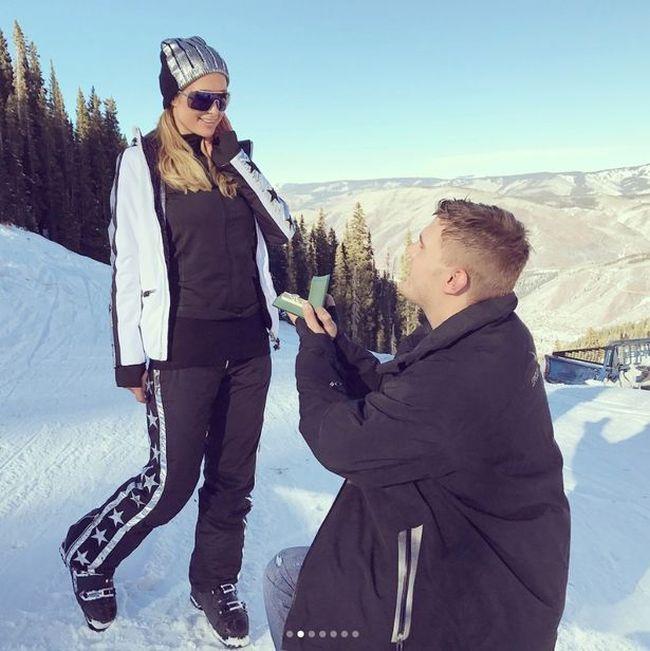 Fostul iubit al lui Paris Hilton vrea înapoi inelul de logodnă în valoare de 2 milioane dolari