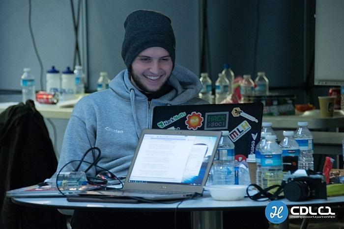 Studentul Cristian Bodnar