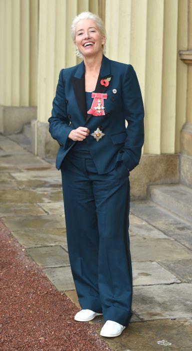 Emma Thompson, distinsă cu titlul de Dame a Imperiului Britanic