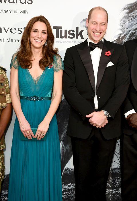 Kate Middleton, strălucitoare la Tusk Conservation Awards FOTO