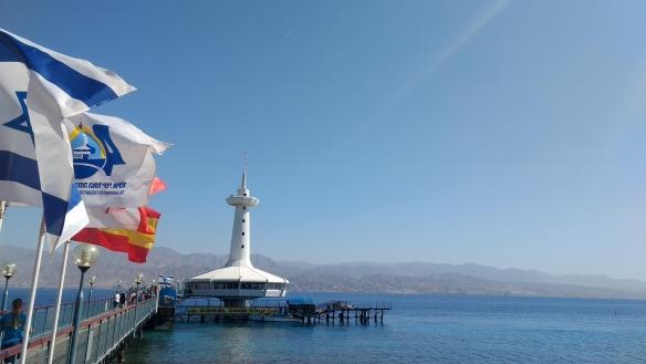 observatorul subacvatic din Eilat