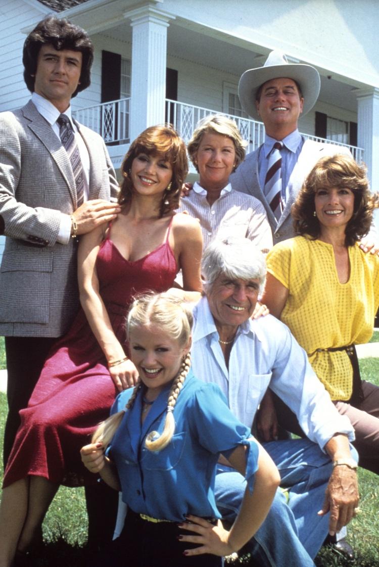 actori din serialul dallas