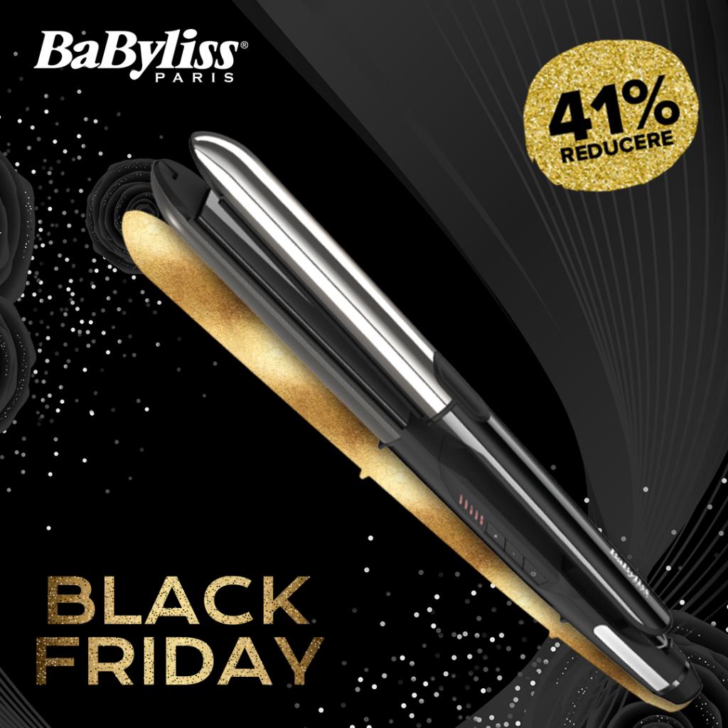 (P) BaByliss Paris ti-a pregatit reduceri speciale de Black Friday!