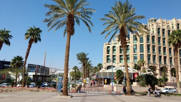 promenada din Eilat