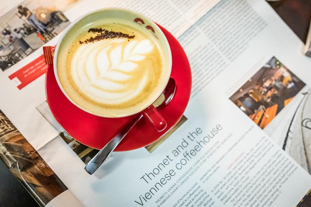 (P) Bucură-te de farmecul Vienei și a cafenelelor tradiționale vieneze