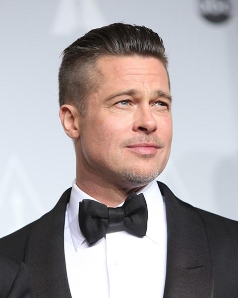 Actorul Brad Pitt