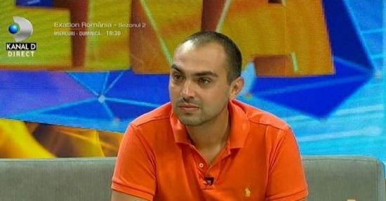 Adrian Vlad - iubit Monica Rosu