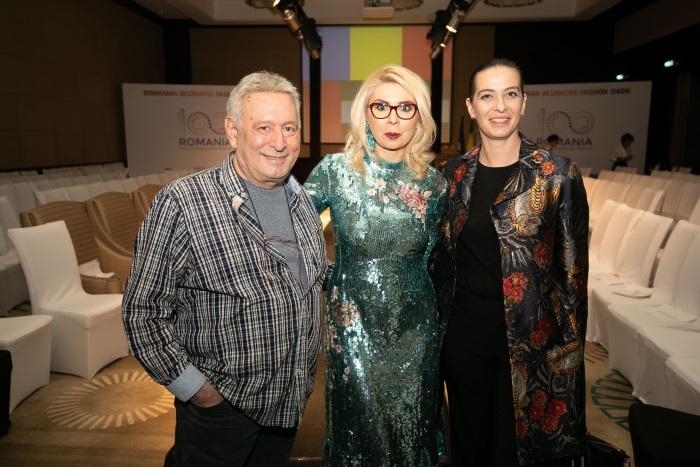Membrii Familiei Regale din Dubai au ales ținute ale designerilor români