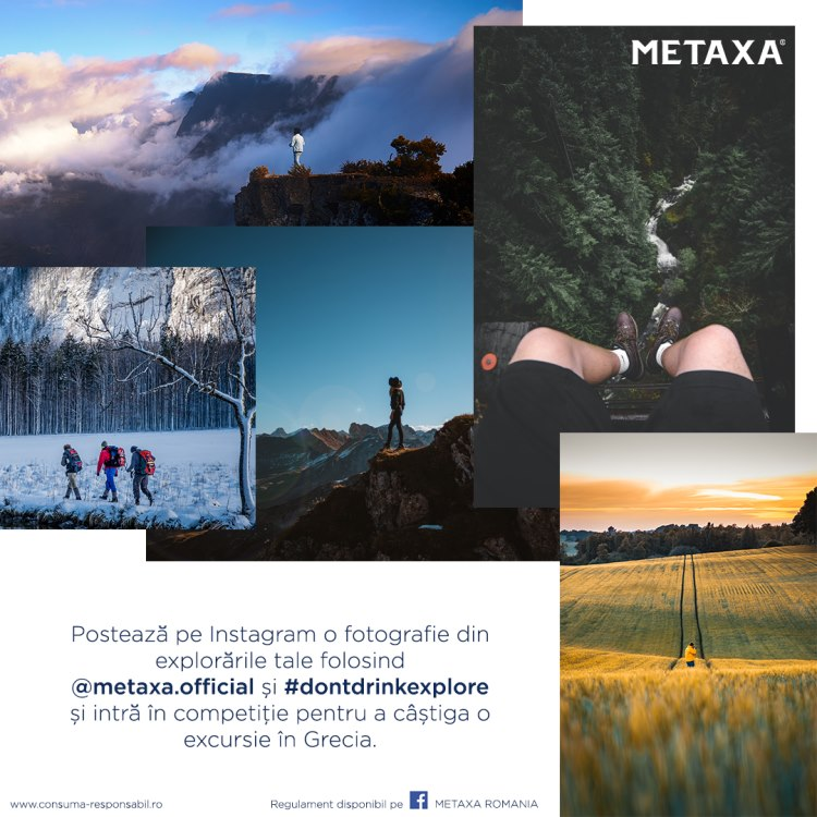 Metaxa - Explore the world