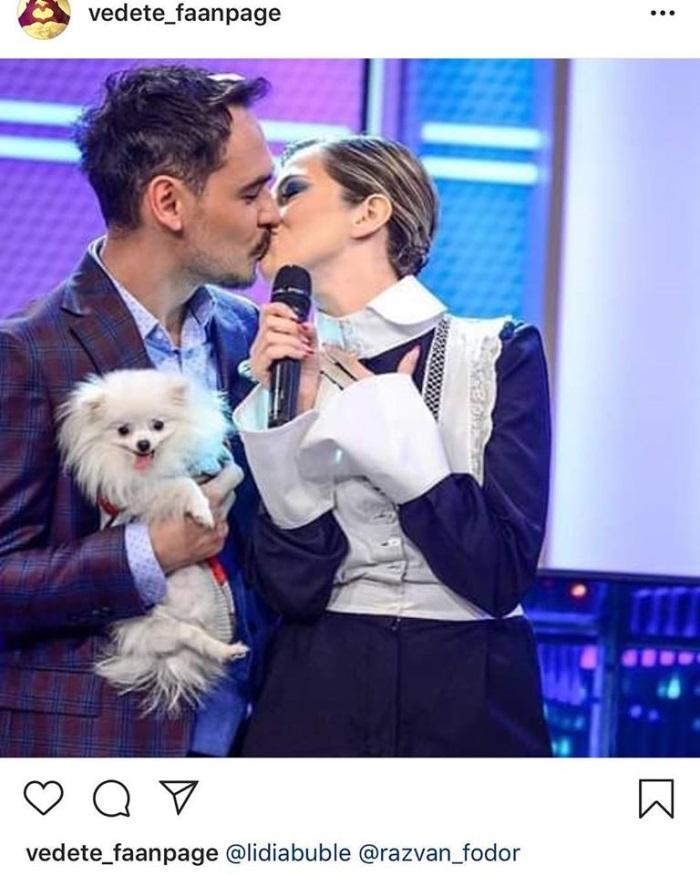 """Răzvan Fodor, cuplat cu Lidia Buble: """"A aflat și nevasta mea"""""""