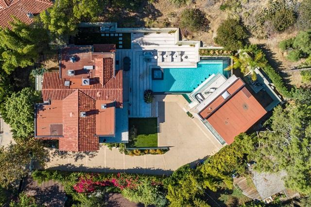 Casa Rihannei din Los Angeles