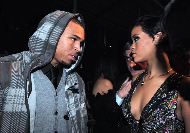 Rihanna s-a împăcat cu fostul iubit