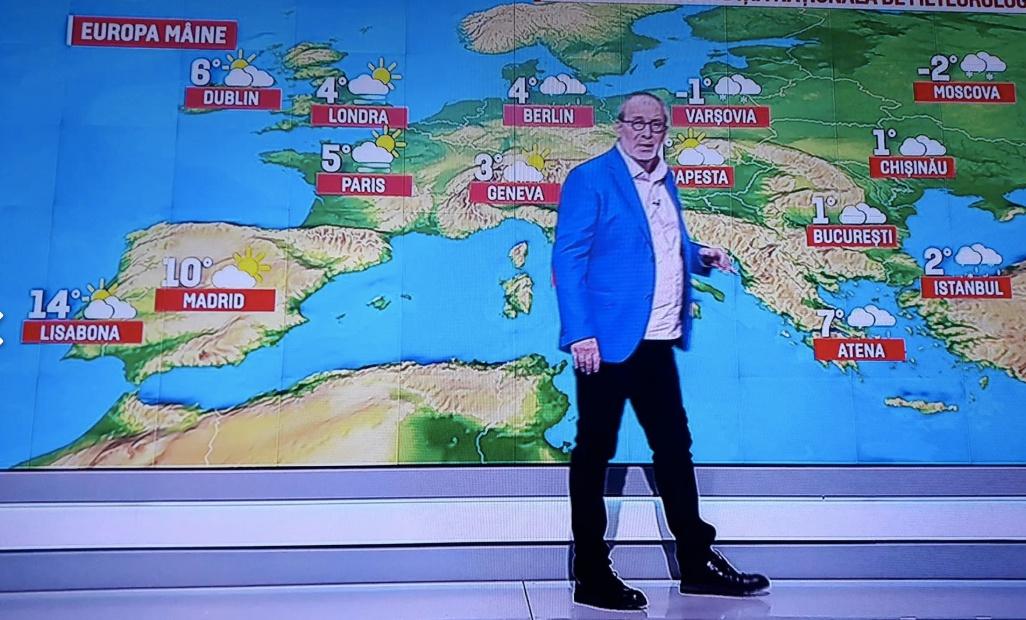 Florin Busuioc prima data la tv