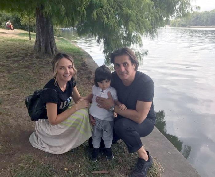 Octavia Geamanu si Marian Ionescu si andrei