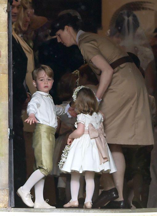 Regulile stricte pe care bona le-a impus prințului George și prințesei Charlotte