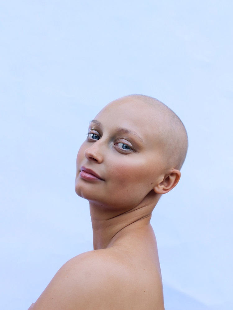 Olivia Smith, bolnava de cancer