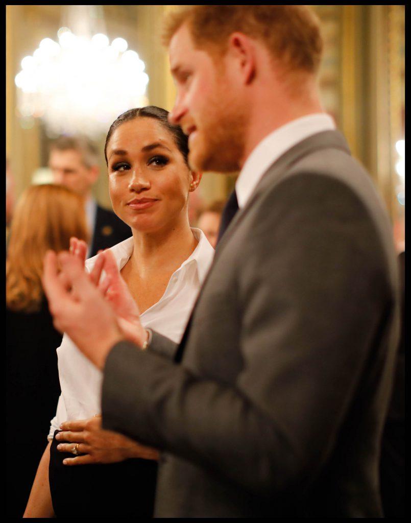 Prințul Harry, glume pe seama bebelușului său nenăscut. Reacția lui Meghan