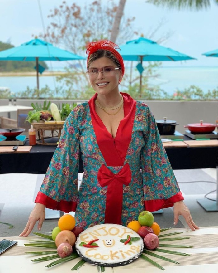 """Loredana, vacanță de lux în Thailanda: """"Am luat o barcă tradițională, iar căpitanul ne-a dus pe o insula izolată"""""""