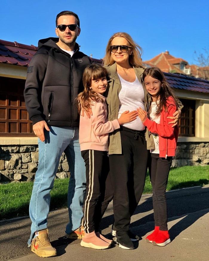 Mihai Morar va deveni tata a treia oara