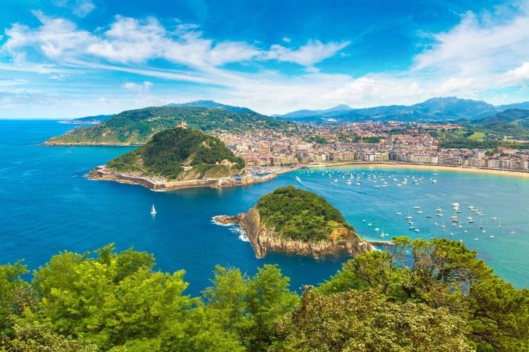 Plaja La Concha, top 5 cele mai frumoase plaje din europa
