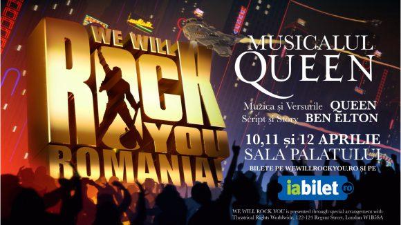RĂZVAN MAZILU is going to rock you! Povestea celui mai tare musical pus în scenă în România!