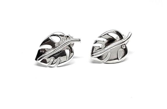 (P) Cerceii din argint La Femme Coquette - bijuterii ce sfideaza timpul