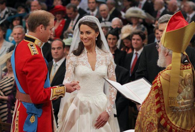 Cele trei cuvinte pe care Prințul William i le-a spus lui Kate în ziua nunții