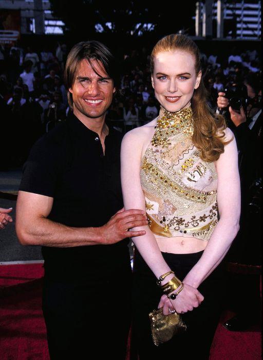 Tom Cruise îi interzice lui Nicole Kidman să participe la nunta fiului lor