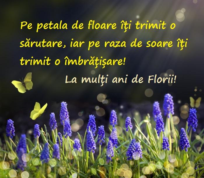 Mesaje de Florii. Urări și felicitări de Florii pentru cei dragi 5