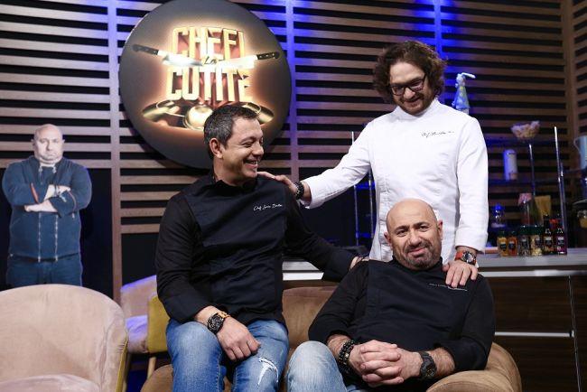 Ce preparate tradiționale nu vor lipsi de pe mesele chefilor Bontea, Dumitrescu și Scărlătescu