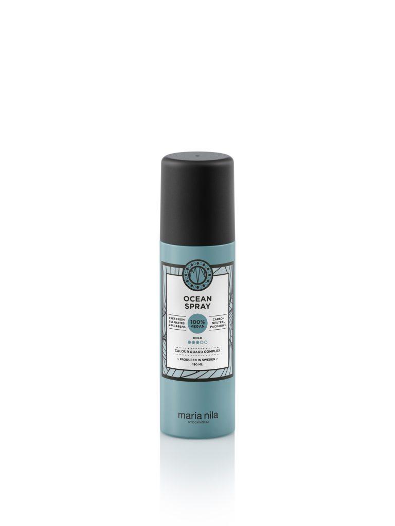(P) Maria Nila lanseaza Ocean Spray – un produs de styling perfect pentru texturi naturale