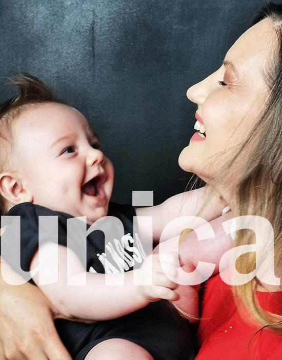 """Exclusiv! Melania Medeleanu avea pregătit dosarul de adopție când a rămas însărcinată: """"Radu a venit când am fost pregătită să-l primesc"""""""