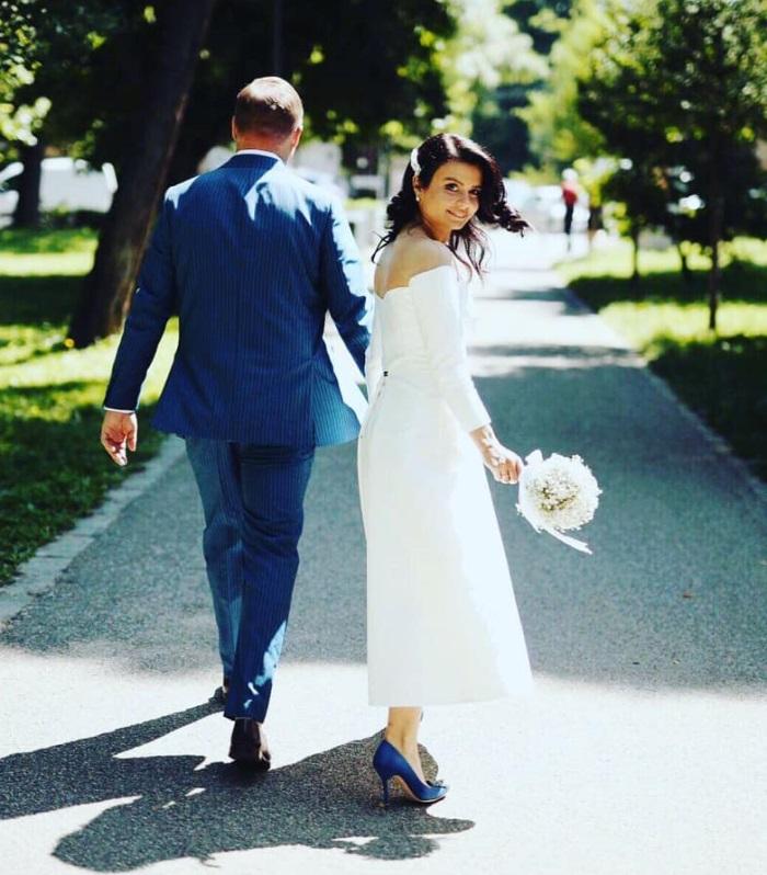 Ana Maria Georgescu s-a căsătorit. FOTO