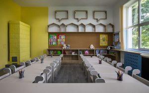 (P) P&G își unește forțele cu Penny Market pentru a transforma o sală de clasă în a doua casă