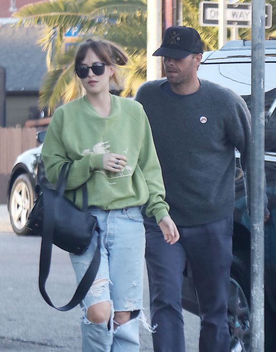 Chris Martin și Dakota Johnson s-au despărțit