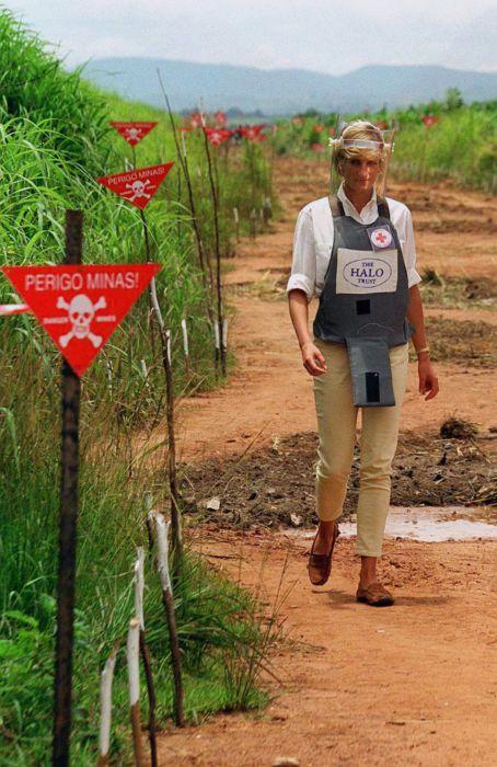 Prințul Harry și Meghan vor merge în Africa pentru a termina proiectul Prințesei Diana