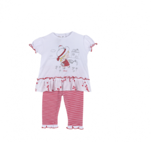 (P) Garderoba de vara 2019: haine si incaltaminte pentru bebelusi la moda