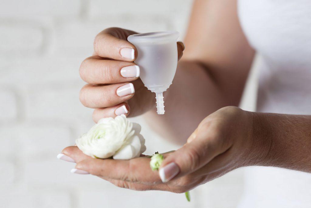 cupa menstruală