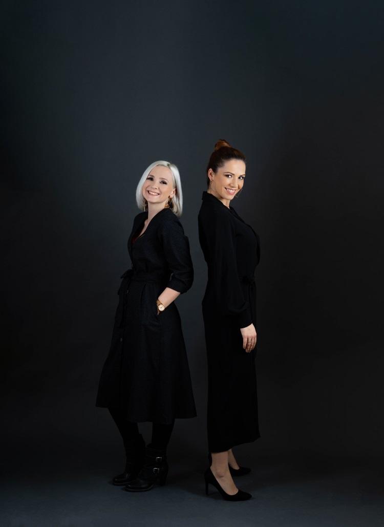 Andra Noană și Sorana Ionașcu