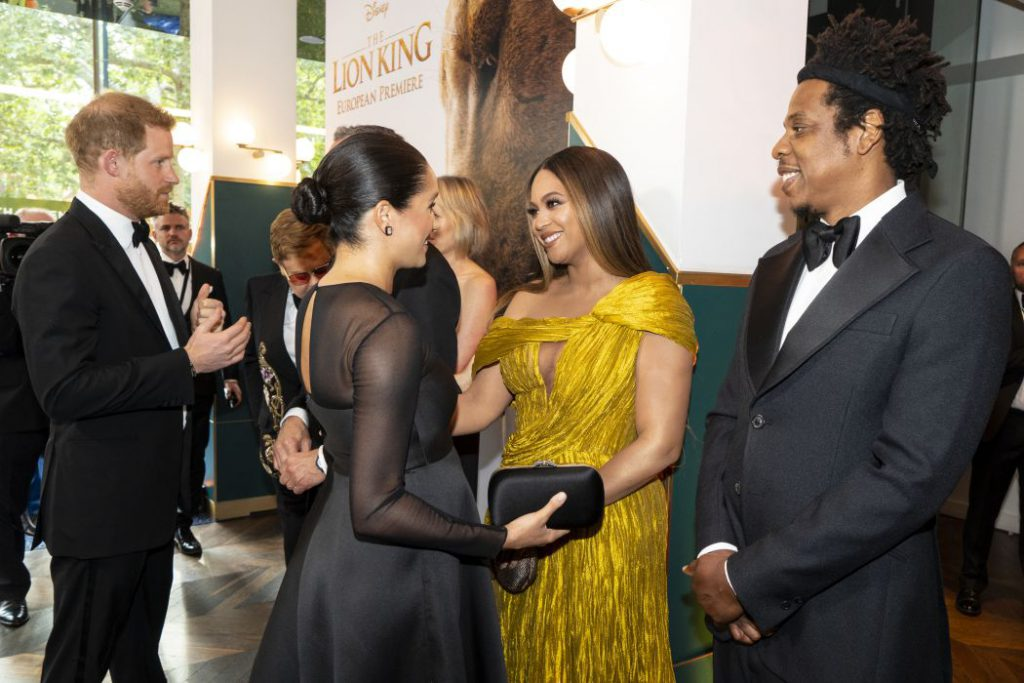 Meghan Markle a primit un sfat prețios de la Beyonce