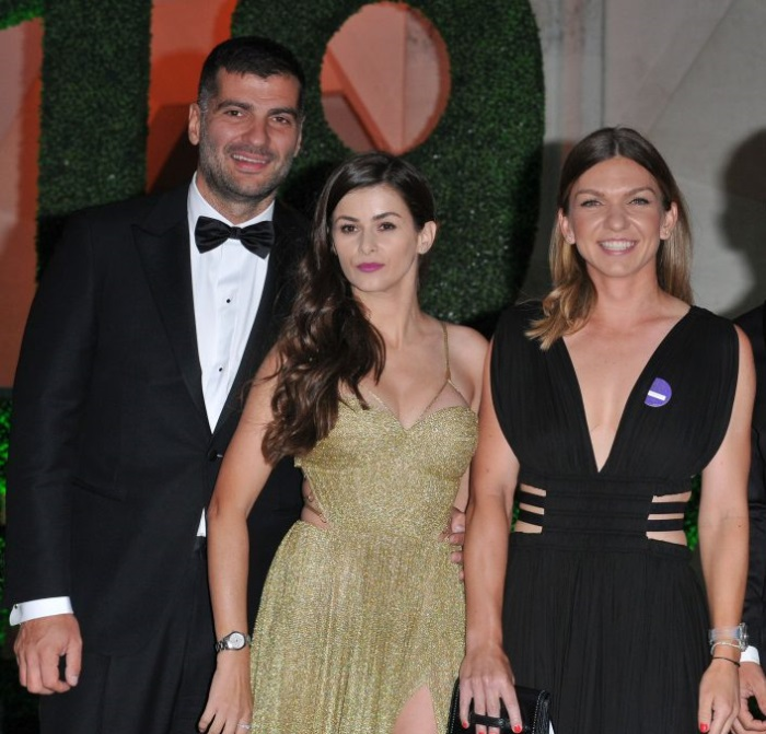 Simona Halep si iubitul sau, Toni Iuruc - sursa foto libertatea