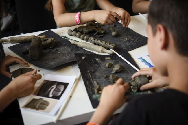 """EXCLUSIV! Ioana Ciocan, directorul Art Safari: """"Art Safari Kids este locul în care copiii se îndrăgostesc de ARTĂ"""""""