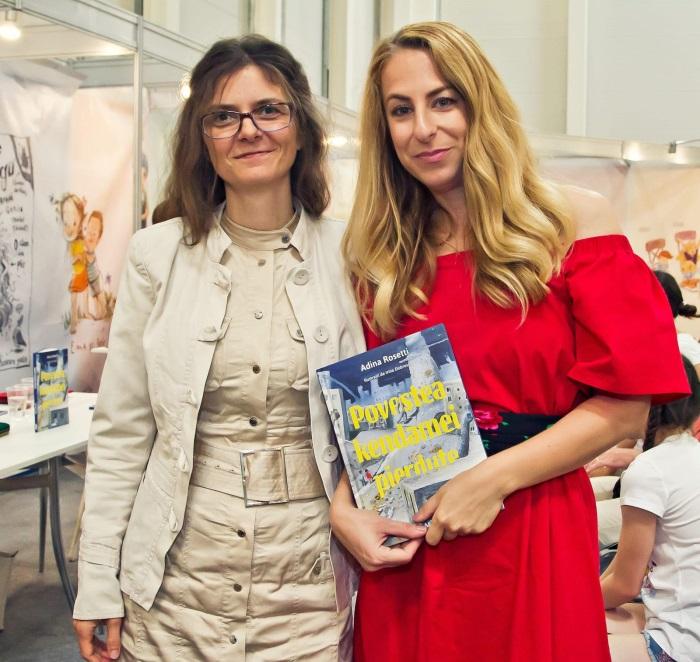 Adina Rosetti scriitoare carti copii